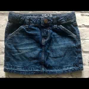 GAP Bottoms - Baby Gap 1969 Mini Skirt Size 4T
